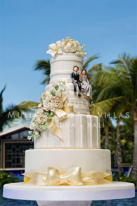 Wedding Cake Bali by The Mulia Bali Wedding Cake By The Mulia Mulia Resort