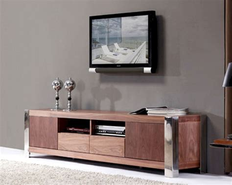 modern tv console image gallery modern tv console