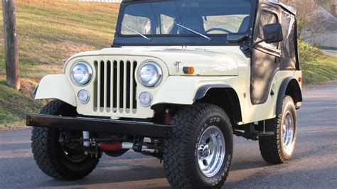 1969 Kaiser Jeep Cj 5 F72 Kissimmee 2017