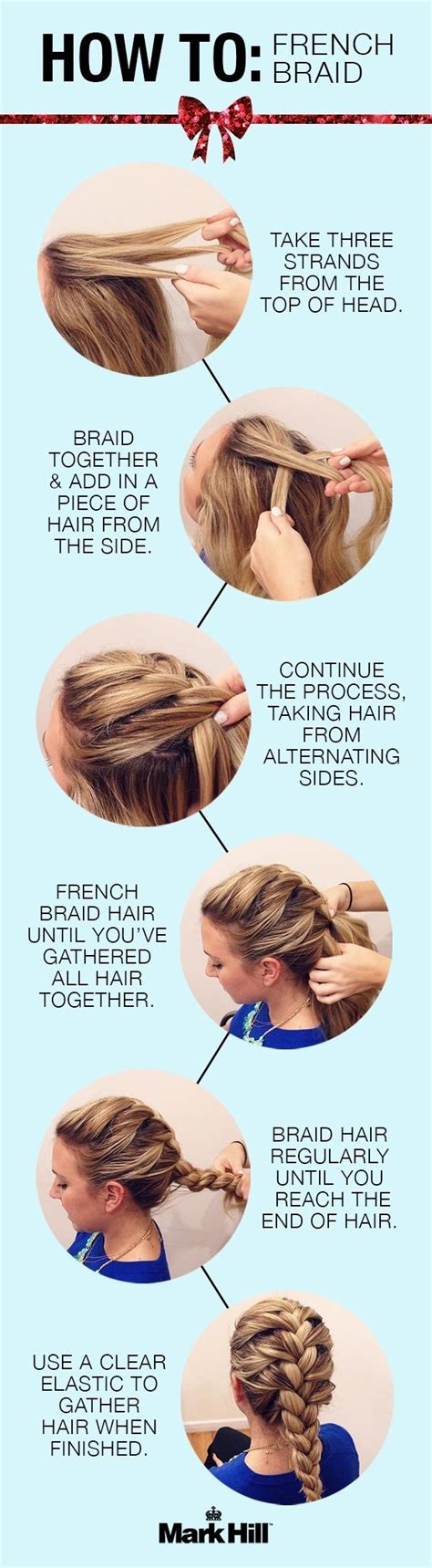 french hairstyle by own step by step easy way 10 french braids hairstyles tutorials everyday hair
