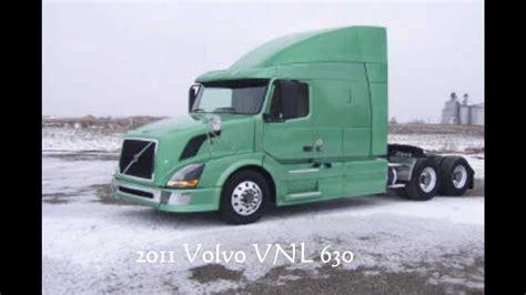 volvo trucks youtube volvo trucks for sale 2011 volvo vnl 630 for sale youtube