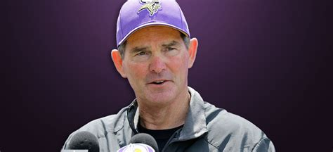 vikings couch vikings coach mike zimmer has minor medical procedure