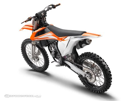 Ktm 2 Stroke Models 2016 Ktm 125 Sx 150 Sx And 250 Sx Photos Motorcycle Usa