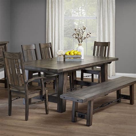 ouray amish dining table  lancaster county pa