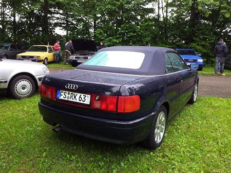 Audi 80 Cabrio Verdeck by Fast Neues Manuelles Audi 80 Cabriolet Verdeck Blau Audi