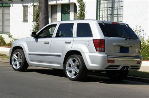 Srt8 Jeep For Sale In Los Angeles Buy Used 07 Jeep Grand Srt8 Only 76k Navi