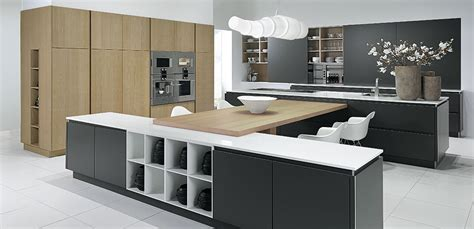 Designer German Kitchens Eine Moderne Kochinsel F 252 R Luxuri 246 Se K 252 Chen Freshouse