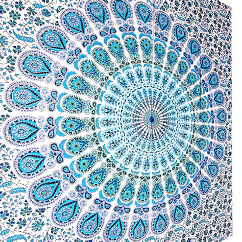 Fashion Tapestry Hippie Wall Hanging Tapestries Fashion 27 mandala tapestry tapestriesindian by handicraftoutlet