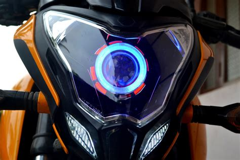 Lu Projector Pulsar 220 8 must do modifications for your new bike wheelstreet