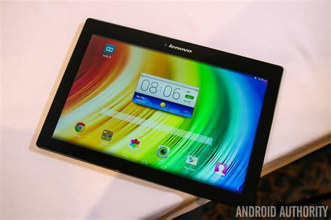 android auth lenovo tab 2 a10 on and impressions