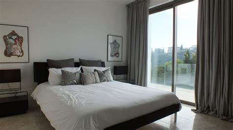 bedroom golf los flamingos modern villa for sale front line golf benahavis marbella realista