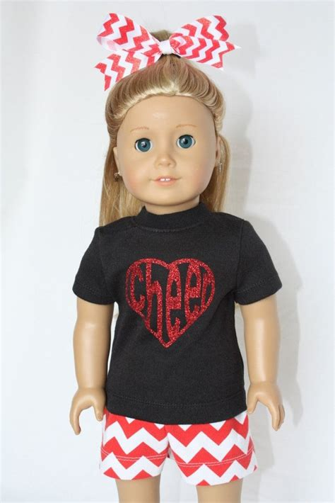 Practice Hair Style Doll by Cheer Practice For American 18 Quot Dolls