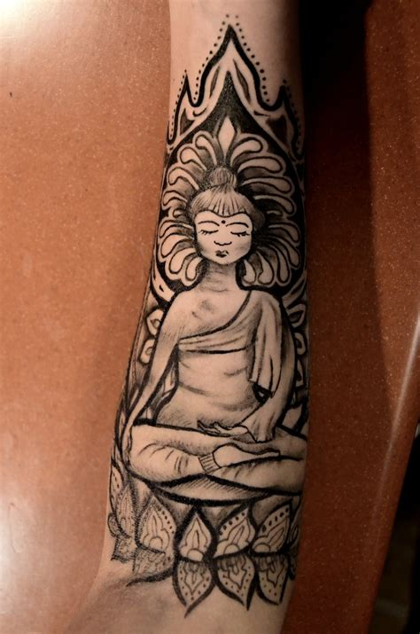 buddha henna tattoo buddha sharpie by mashamanya on deviantart