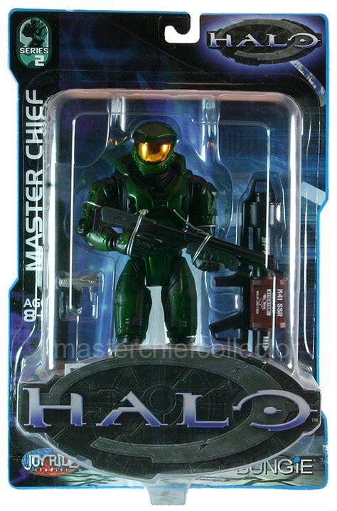 halo 1 figures halo 1 series 2 master chief master chief collector