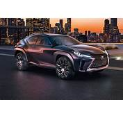 French Fancy Lexus UX Crossover Concept Revealed By CAR