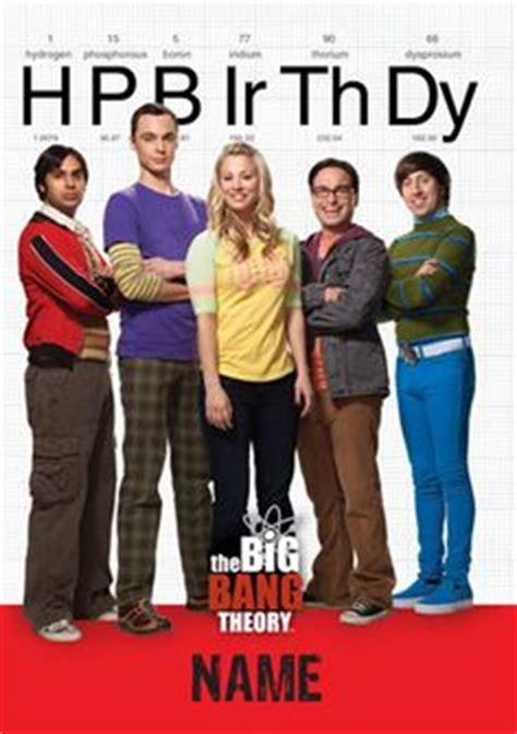 Big Bang Theory Birthday Meme - 1000 images about big bang on pinterest big bang theory