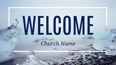 Church Is Keeping About The Name Of Newborn by Church Welcome Slide Www Pixshark Images Galleries