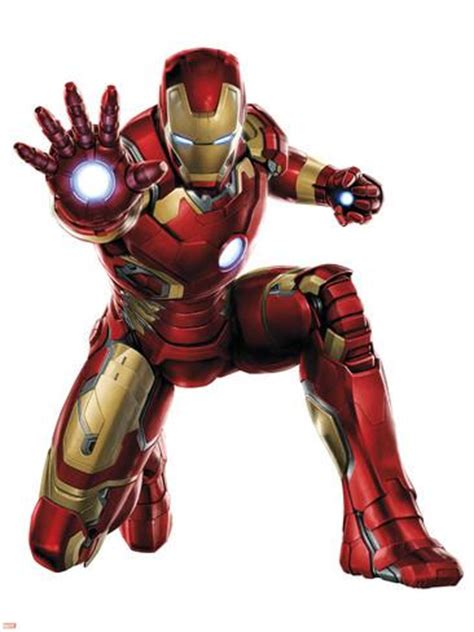 Fathead Wall Murals the avengers age of ultron iron man prints at