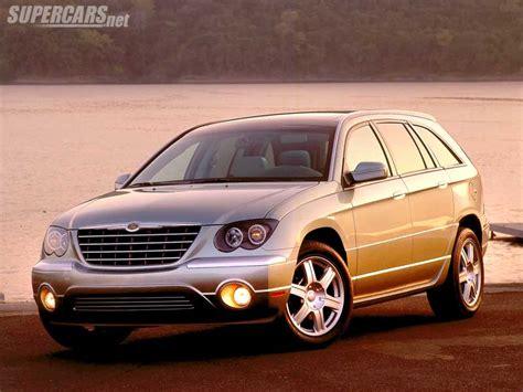2002 Chrysler Pacifica 2002 chrysler pacifica concept chrysler supercars net