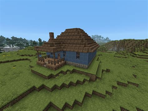 Small Ranch House small ranch house minecraft project