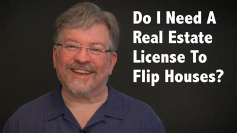 do i need a real estate license to flip houses do i need a real estate license to flip houses youtube