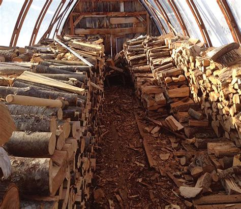 Shed Greenhouse Plans The Passive Solar Firewood Dryer Summer 2014 Knots And