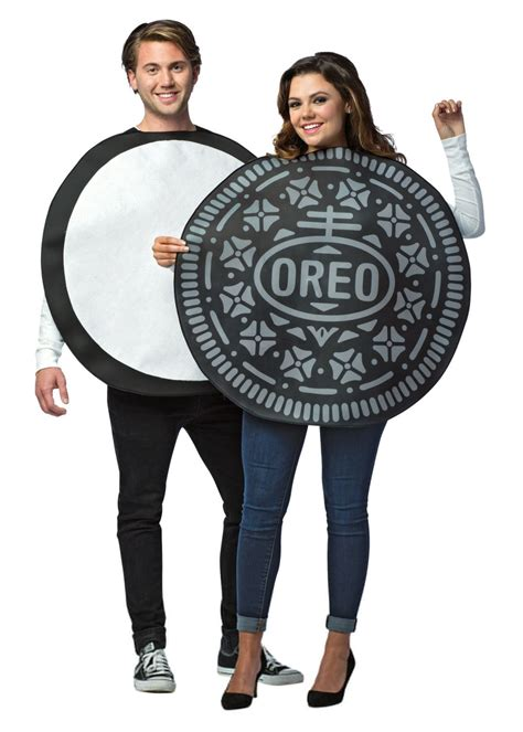 oreo couples costume food costumes