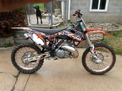 Ktm Sx 250 2013 2013 Ktm Sx 250 Mx For Sale On 2040 Motos