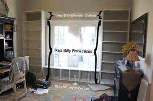 How To Paint A Billy Bookcase Built In Bookcases Icreatived