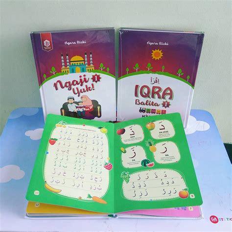 Buku Iqro Jilid 1 buku pendidikan karakter buku mendidik karakter buku