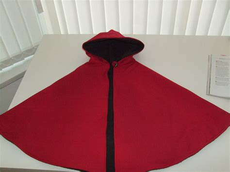 little red riding hood big bad wolf reversible play cape