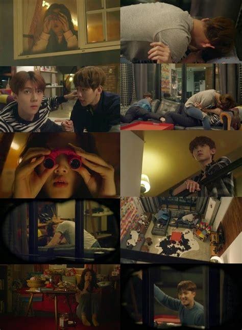 exo next door webtv exo next door pilot netizen buzz