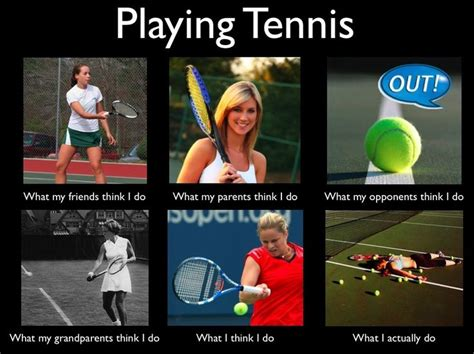 Tenis Meme - best 25 funny tennis quotes ideas on pinterest tennis