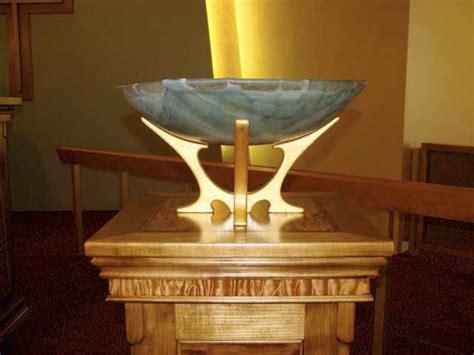 baptismal basin font testimonials glasssculptureorg