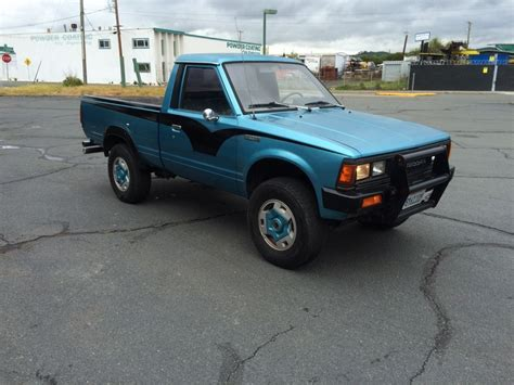 nissan datsun 1985 1985 nissan 720 4x4 for sale
