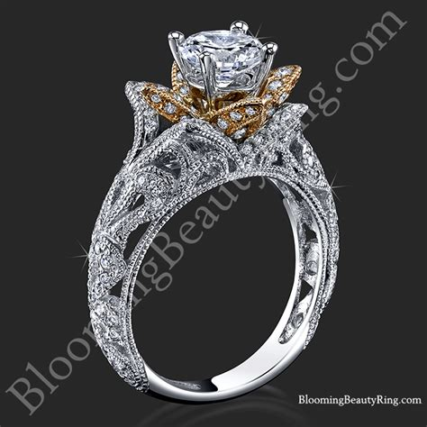 What Are Edwardian Engagement Rings?   Blooming Beauty Ring Blog