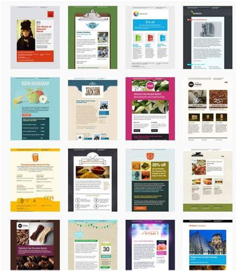design mailchimp template getresponse vs mailchimp who is the winner paperblog