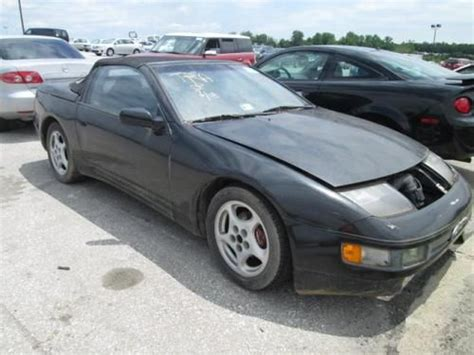 how to sell used cars 1994 nissan 300zx user handbook sell used 1994 nissan 300zx base convertible 2 door 3 0l no reserxve auction in federalsburg