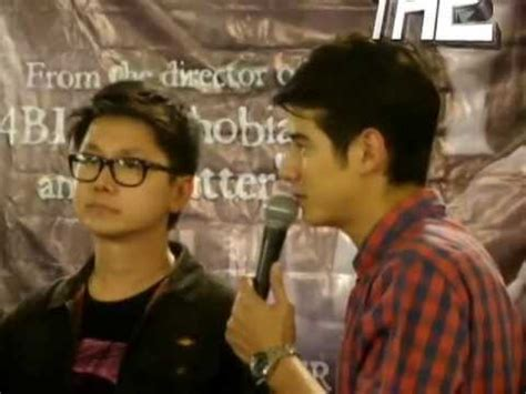 aktor film pee mak part 2 mario maurer during the philippine premiere of