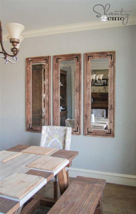 diy rustic mirror diy rustic length mirrors length mirrors