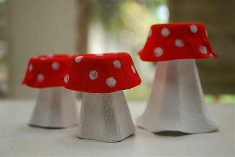 Basteln Pilze Eierkarton by Coole Bastelideen Aus Eierschachteln Die Sie In Erstaunen