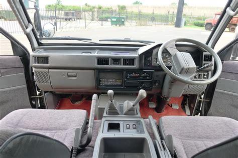 mitsubishi delica interior 1989 mitsubishi delica interior front
