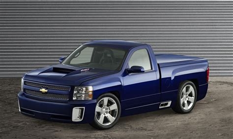 cars chevrolet 2006 chevrolet silverado 427 concept pictures history