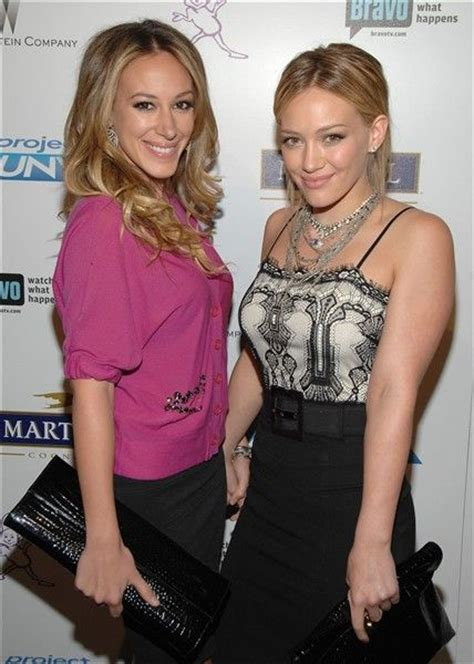 Haylie And Hilary Duff Their For Beckhams Style At The Maxim 100 Chanel Quilted Clutch Bag by Les 25 Meilleures Id 233 Es De La Cat 233 Gorie Haylie Duff Sur