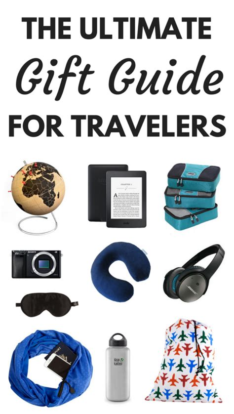 the best gifts for men who travel the travel sisters 51 best gifts for travelers and travel lovers in 2017