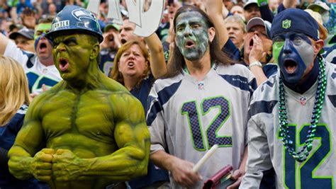 Seattle Records Seattle Seahawks Fans Cause Minor Earthquake With World Record Crowd Roar Guinness