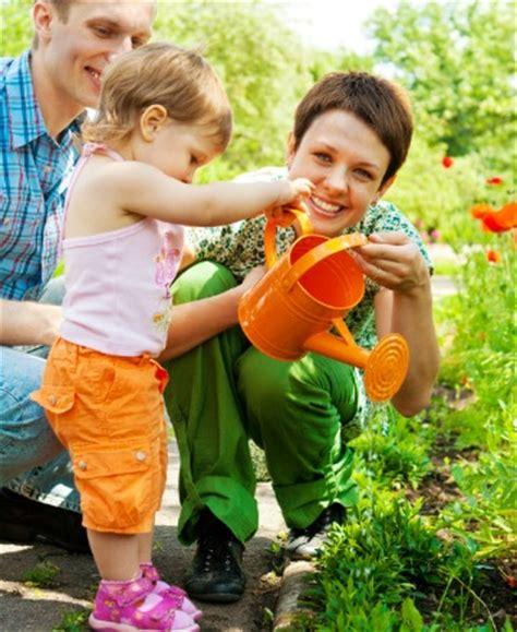 the family garden summer gardening tips for families