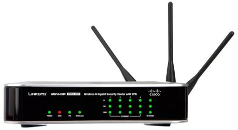 Router Cisco Wifi cisco linksys wrvs4400n wireless n gigabit security router vpn v2 0 routers