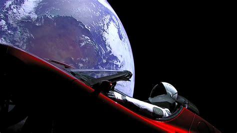 Elon Musk Rocket Launch   elon musk s tesla roadster is off the belt and headed