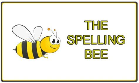 Giveaway Spelling - the history of the spelling bee online spellcheck blog